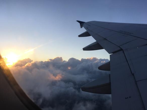plane toronto