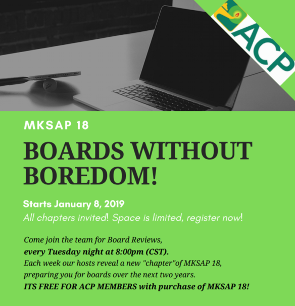 MKSAP flyer
